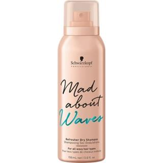 MadAboutWaves Refr. Dry Shampoo 150ml