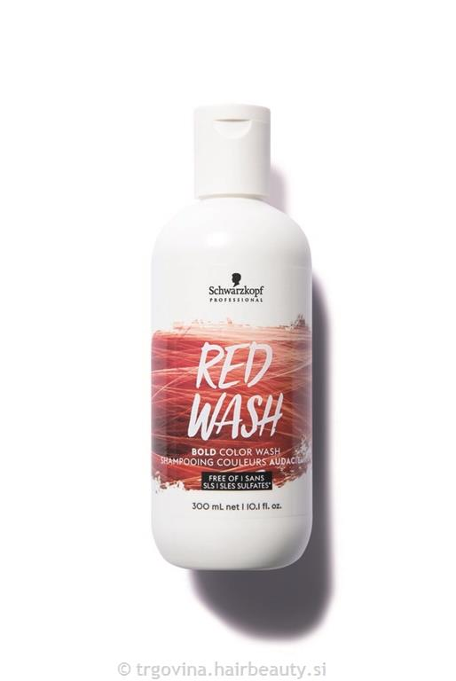 SKP Color Wash - Red 300ml